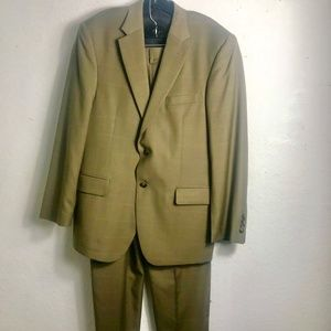 NWOT JOS. A. Bank Signature Wool Suit Gordon 40R